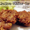 Linsen-Hafer-Bratlinge vegan