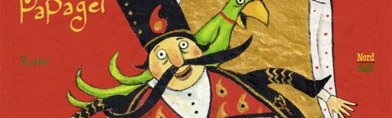 """Kinderbuch: """"Der Kaufmann und der Papagei"""" von Rashin"""