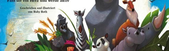 Kinderbuch: Vegan aus Liebe von Ruby Roth