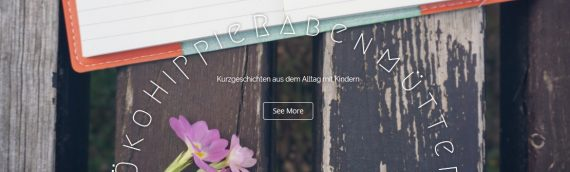 Blogvorstellung: Kathrin von Oeko-Hippie-Rabenmuetter.de
