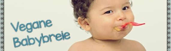 Vegane Babybreie