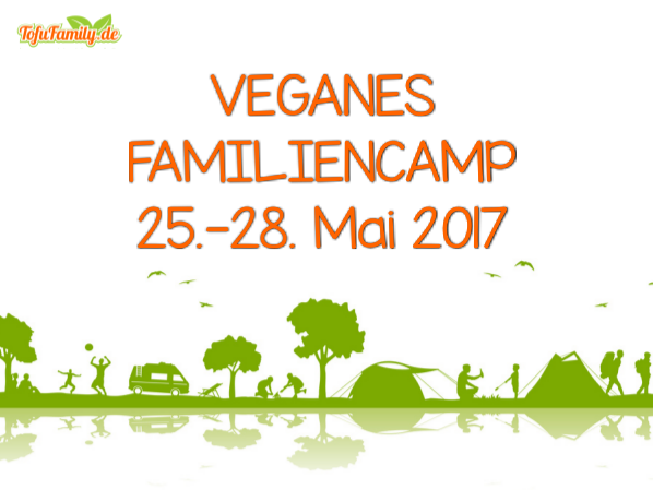 Veganes Familiencamp