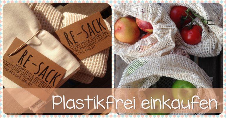 Re-Sack - unverpackt plastikfrei einkaufen