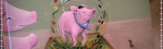 """Kinderbuch-Review: """"Schweinchen Schlau. Mein Papa gehört mir!"""" von Udo Kasper Taubitz"""