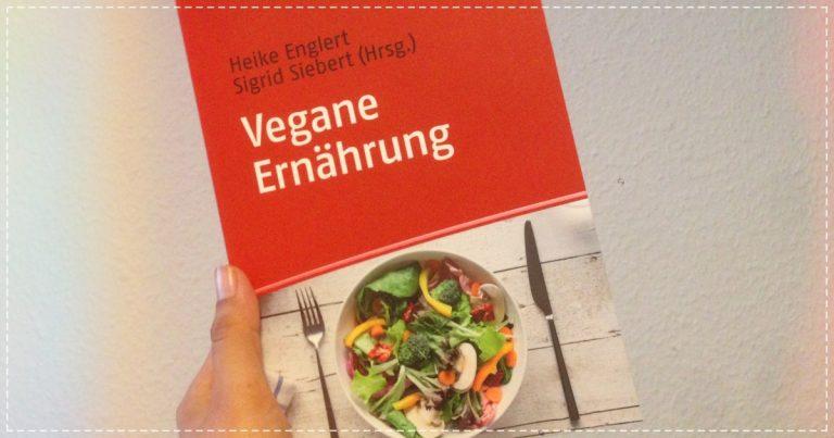 Cover Vegane Ernährung Heike Englert Sigrid Siebert