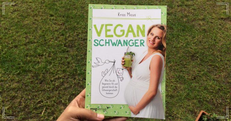 """Cover: """"Vegan schwanger"""" von Kriss Micus"""