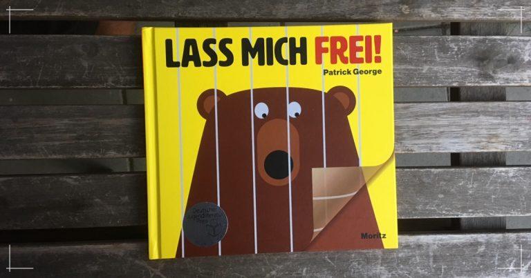 Buchcover: Lass mich frei!