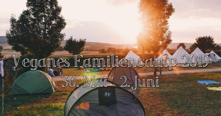 Veganes Familiencamp 2019