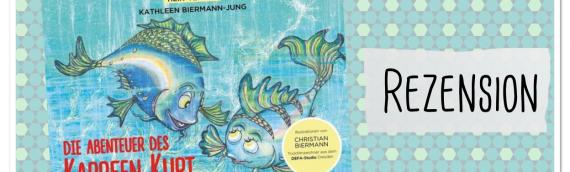 """Kinderbuch: """"Die Abenteuer des Karpfen Kurt"""" von Kathleen Biermann-Jung"""